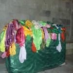 La tombe de Sheikh Adi ibn Mustafa